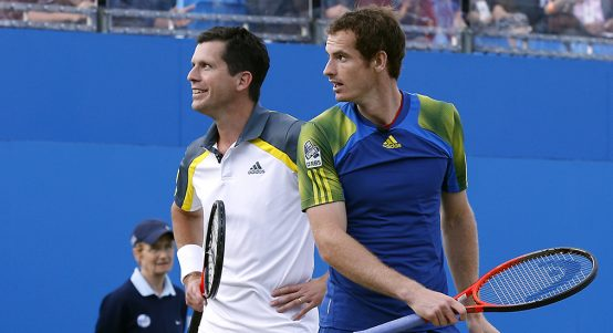 安迪·穆雷(Andy Murray) and Tim Henman