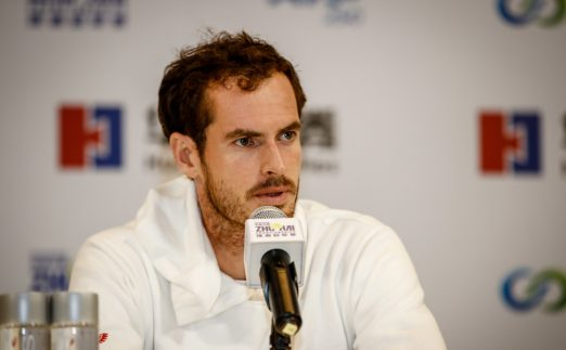 安迪·穆雷(Andy Murray) press conference