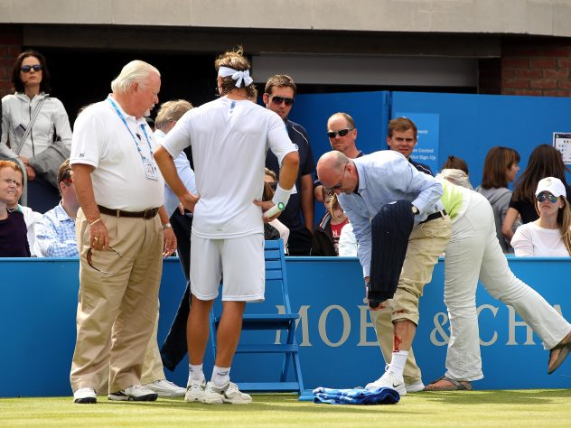 网球 – AEGON Championships 2012 – Day Seven – The Queen's Club