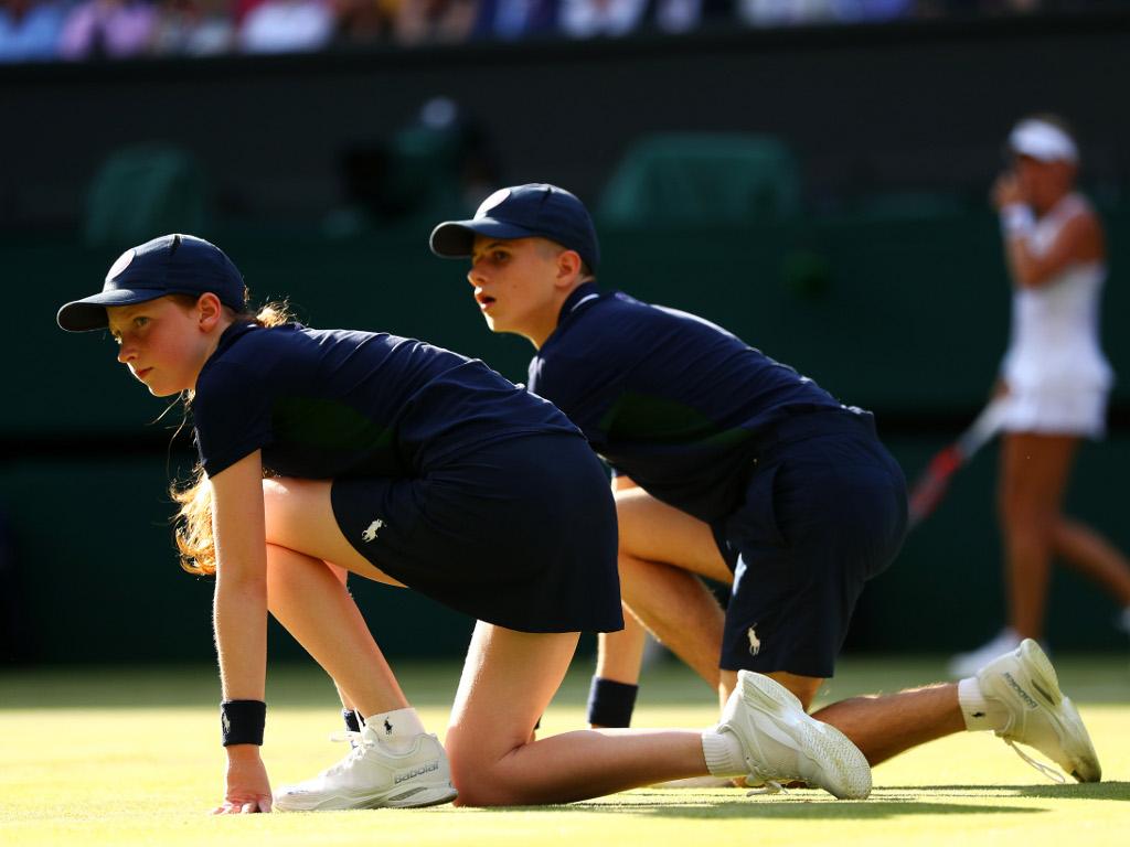 Wimbledon Becoming A Ball Boy Or Ball Girl Tennis365 Com