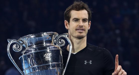 Andy Murray World No 1