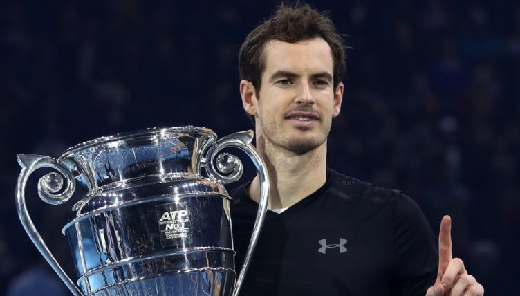Andy Murray World No 1