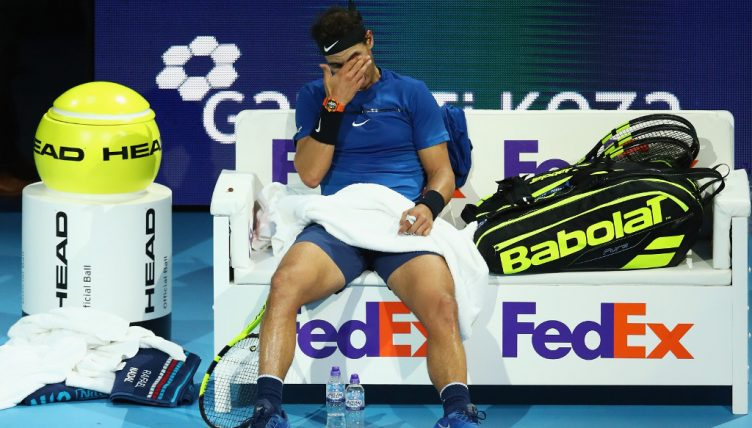 Rafael Nadal ATP World Tour Finals