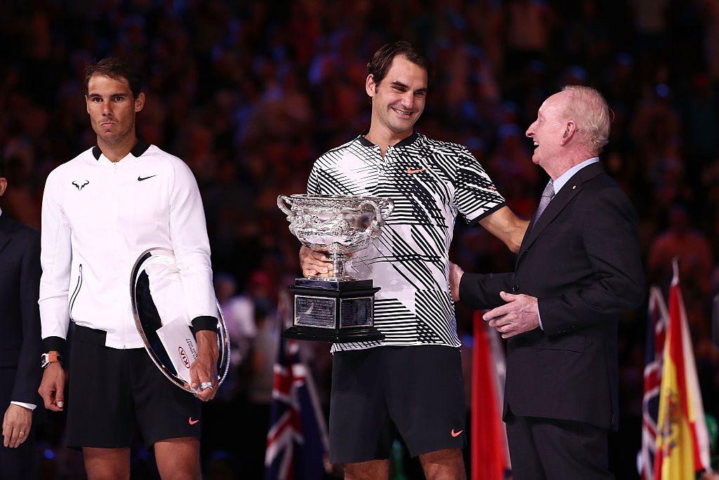 Nadal Federer Australian Open