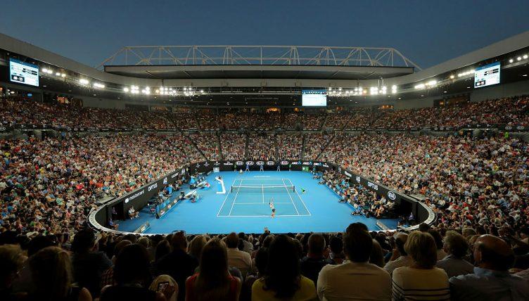Australian Open venue