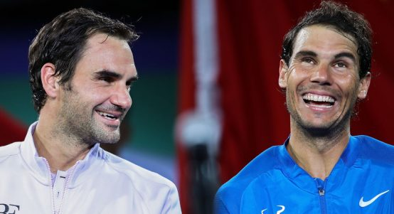 Roger Federer and Rafael Nadal: Rivalry in tact