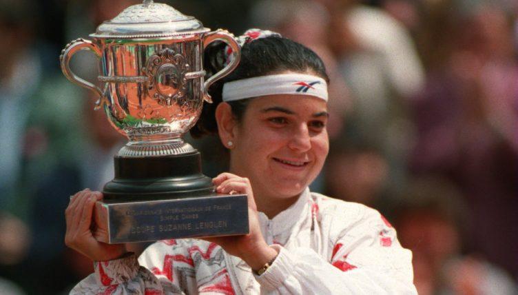 Resultado de imagem para Arantxa Sánchez Vicario us open 1994