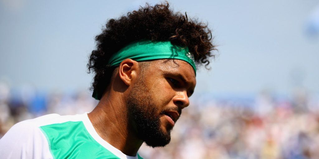 Jo-Wilfried Tsonga concerned