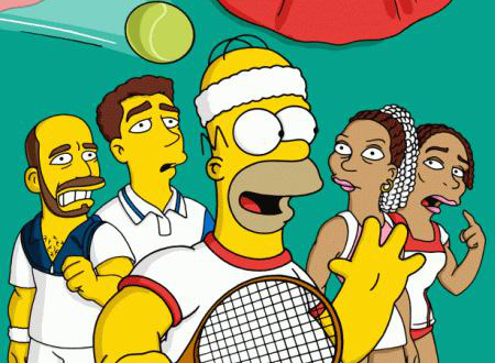 Image result for pete sampras simpsons