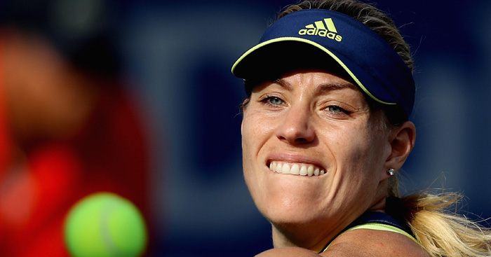 Angelique Kerber: Out of China Open