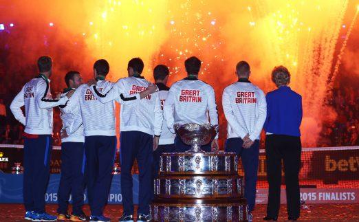 Great Britain win the Davis Cup