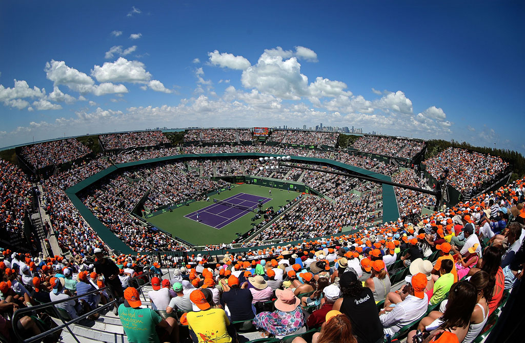 Top 10 Biggest Tennis Stadiums In The World By Capacity