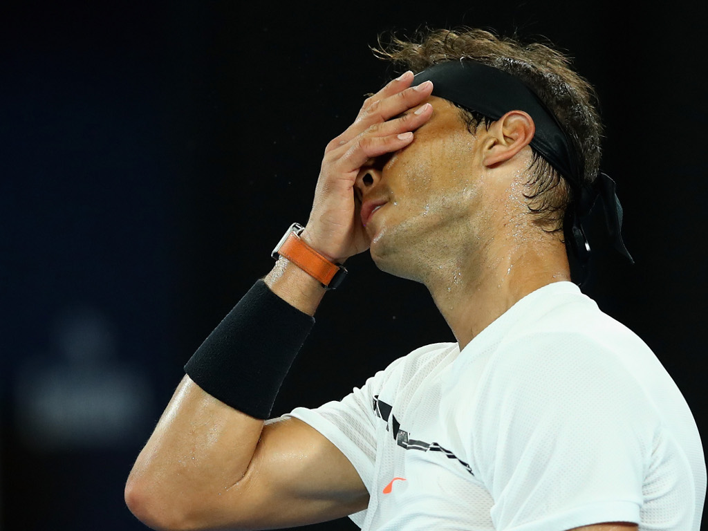 Rafael-Nadal disappointed