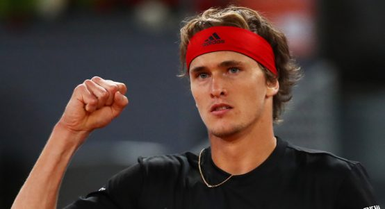 Alexander Zverev: Favourite of the betting tipsters