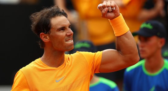 Rafael Nadal: Good price in the tennis betting markets