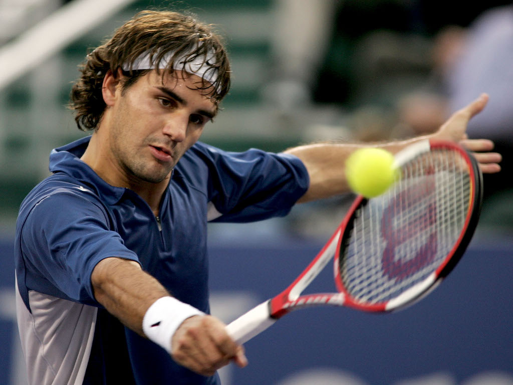 Two Decades Of Roger Federer The Hairstyle Evolution Of The Swiss Great Tennis365 Com