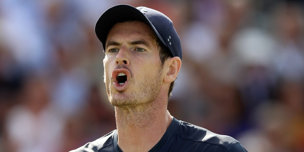 Andy Murray defiant