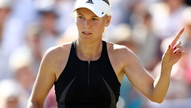 Image result for Wozniacki starts in grass and Pliskova suffers to pass in Eastbourne