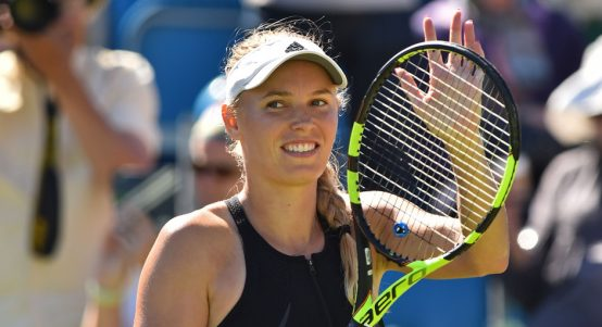 Caroline Wozniacki: Ready for WTA Finals