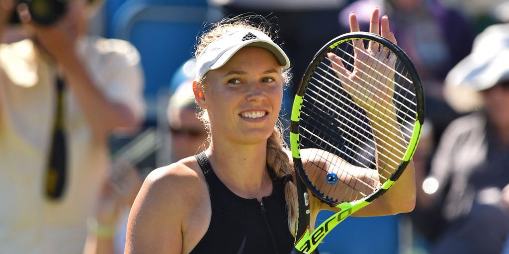 Caroline Wozniacki: Ready for WTA Finals