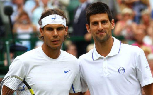 United against shot-clock: Rafael Nadal and Novak Djokovic