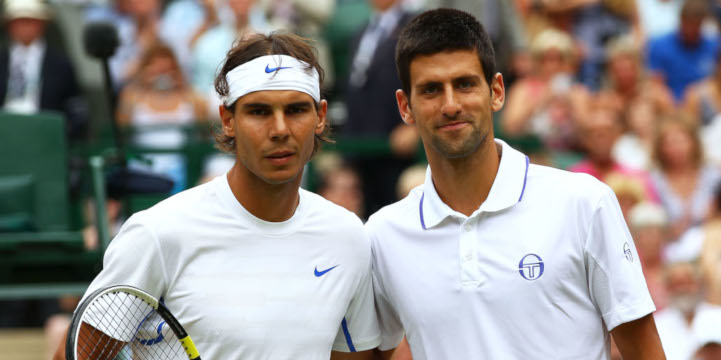 United against shot-clock: Rafael Nadal and Novak Djokovic
