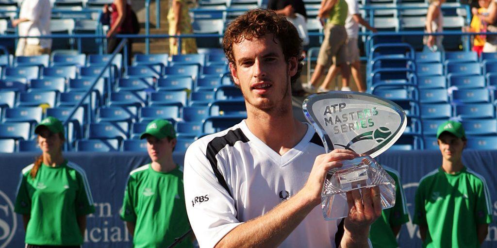 Andy Murray Cincinnati open winner