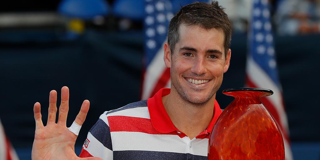 John Isner: Atlanta Open winner