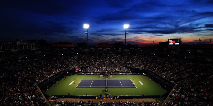 Rogers Cup general view
