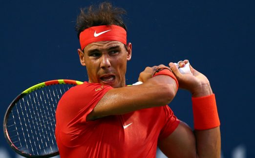 Rafael Nadal Rogers Cup
