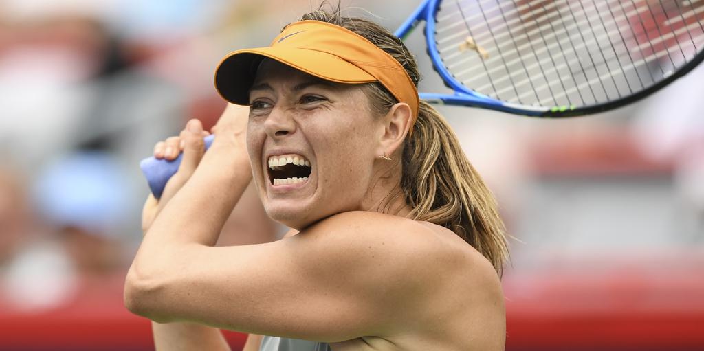 Maria Sharapova Rogers Cup