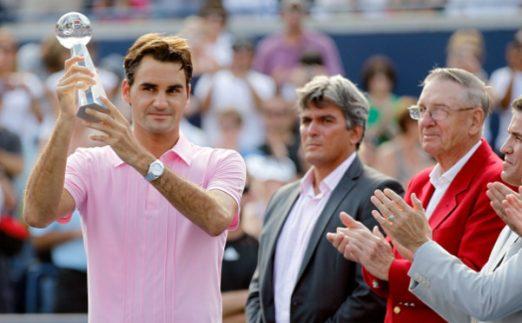 Roger Federer Rogers Cup