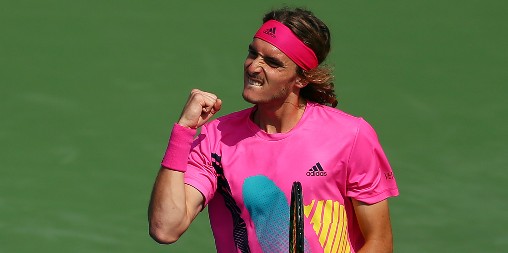 Stefanos Tsitsipas: Faces Rafael Nadal next