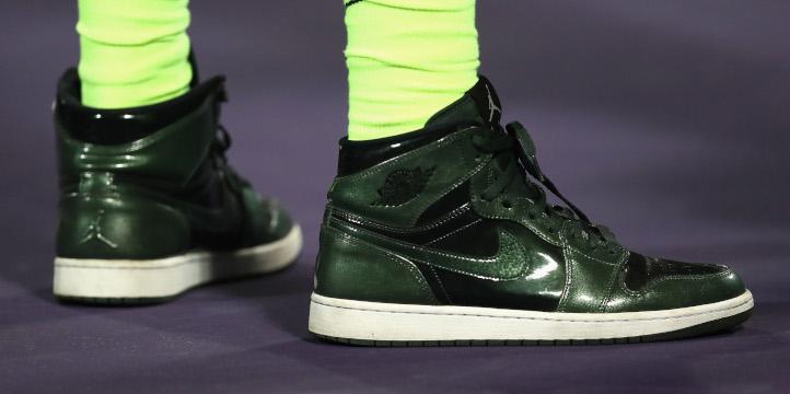Nick Kyrgios casual shoes