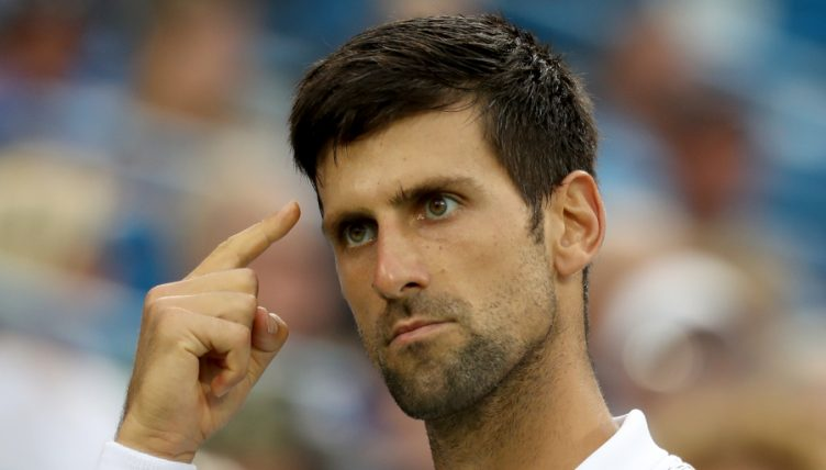 Agitated Novak Djokovic suggests solution to US Open heat ...
