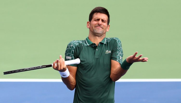 Tennis Today  A Novak Djokovic  hair tattoo  and a two-handed Roger ... 8509f4755ef22