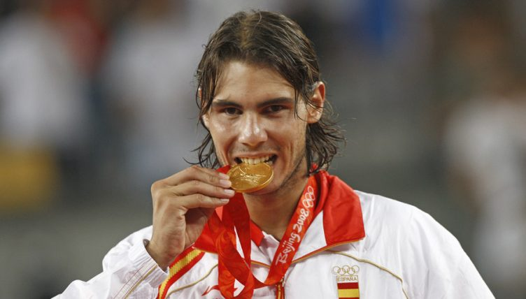 Rafael Nadal olympic gold