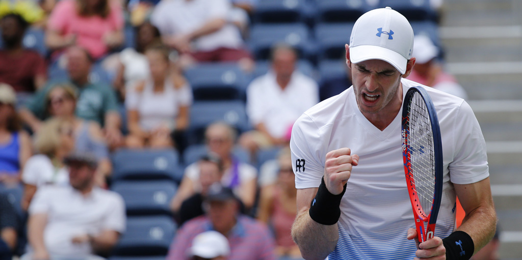 Andy Murray at US Open