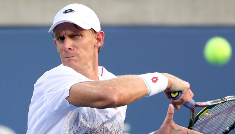 Kevin Anderson forehand