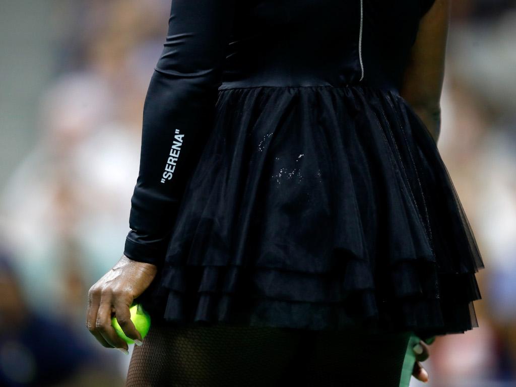 Serena Williams US Open attire