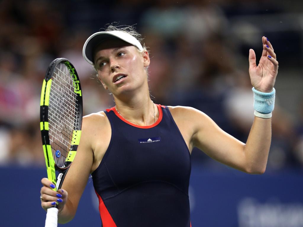 Caroline Wozniacki upset