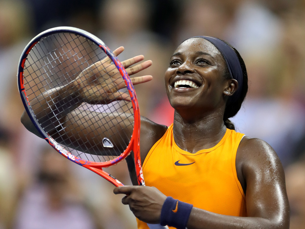 Sloane Stephens that winning feeling