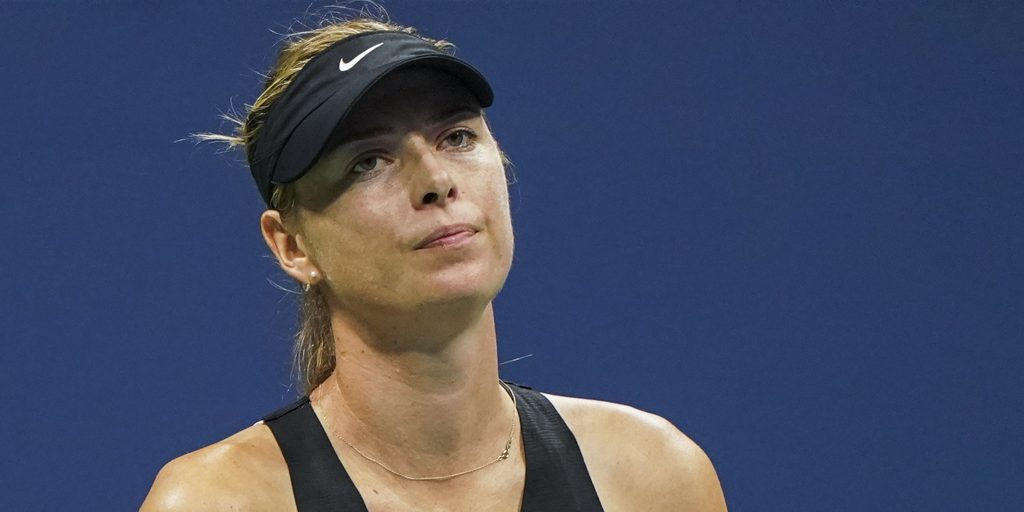 Maria Sharapova unimpressed