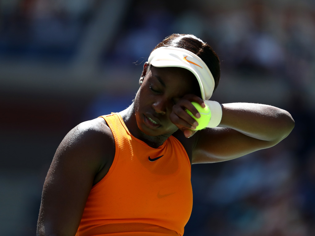Sloane Stephens defeated