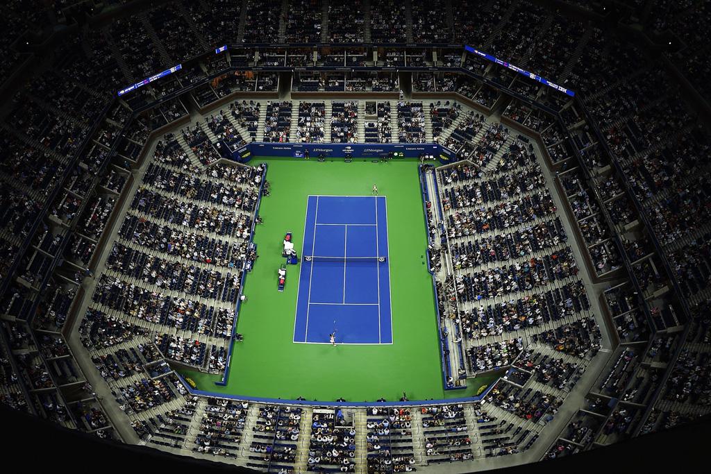 US Open Arthur Ashe