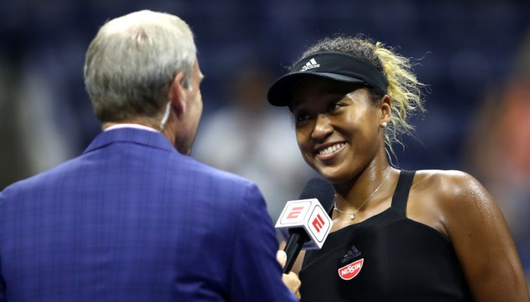 Naomi Osaka interview