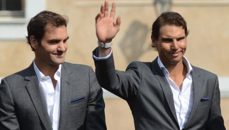 Roger Federer and Rafael Nadal: Serena Williams has her say