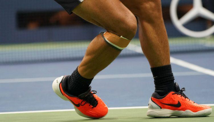 Rafael Nadal injured at US Open