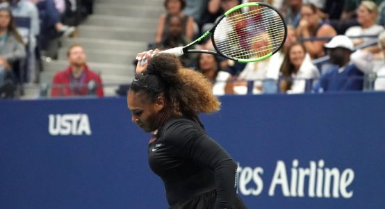 2018 US Open Serena Williams Naomi Osaka