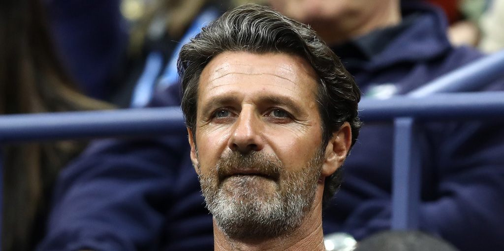 Patrick Mouratoglu Serena Williams coach